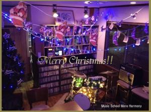 横浜駅 クリスマスパーティー 音楽教室 モアハーモニー 横浜市西区 横浜音楽スクール