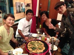 チヂミ セッション 横浜駅 音楽教室