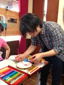 絵画教室 抽象絵画 横浜
