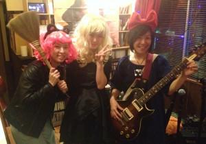 横浜 ギター教室 ハロウィン セッション