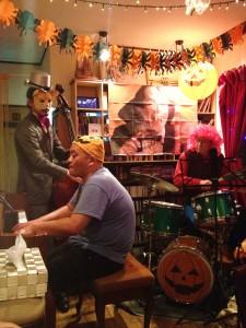 横浜 ハロウィン セッション ジャズピアノ
