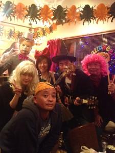 横浜 音楽教室 ピアノ ドラム ハロウィン