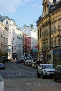 ウィーン オーストリア 街並み