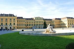 シェーンブルン宮殿 ウィーン