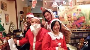クリスマスセッション
