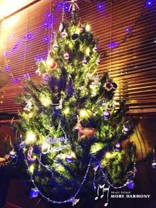 横浜駅 クリスマスツリー