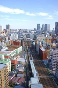 横浜駅 景色 眺望