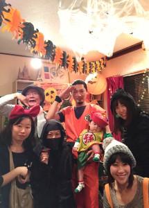 モアハーモニー ハロウィン 仮装 セッション