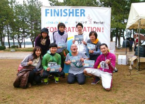 横浜金沢ビーチサイドマラソン